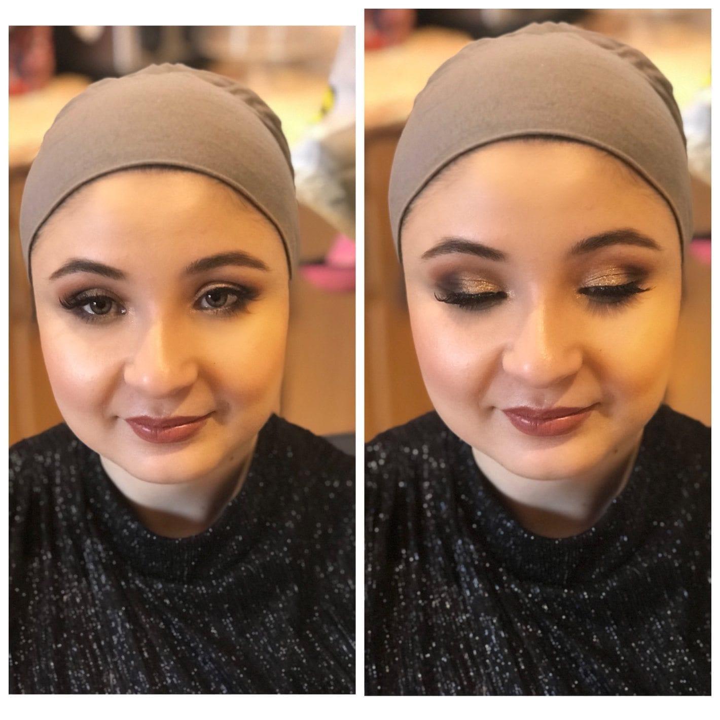Special Occasion makeup Stevenage