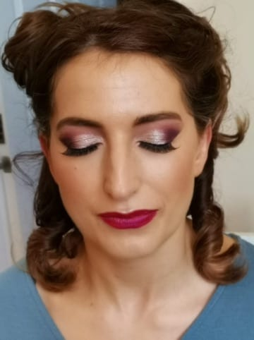 Special Occasion Makeup By Mirna 1