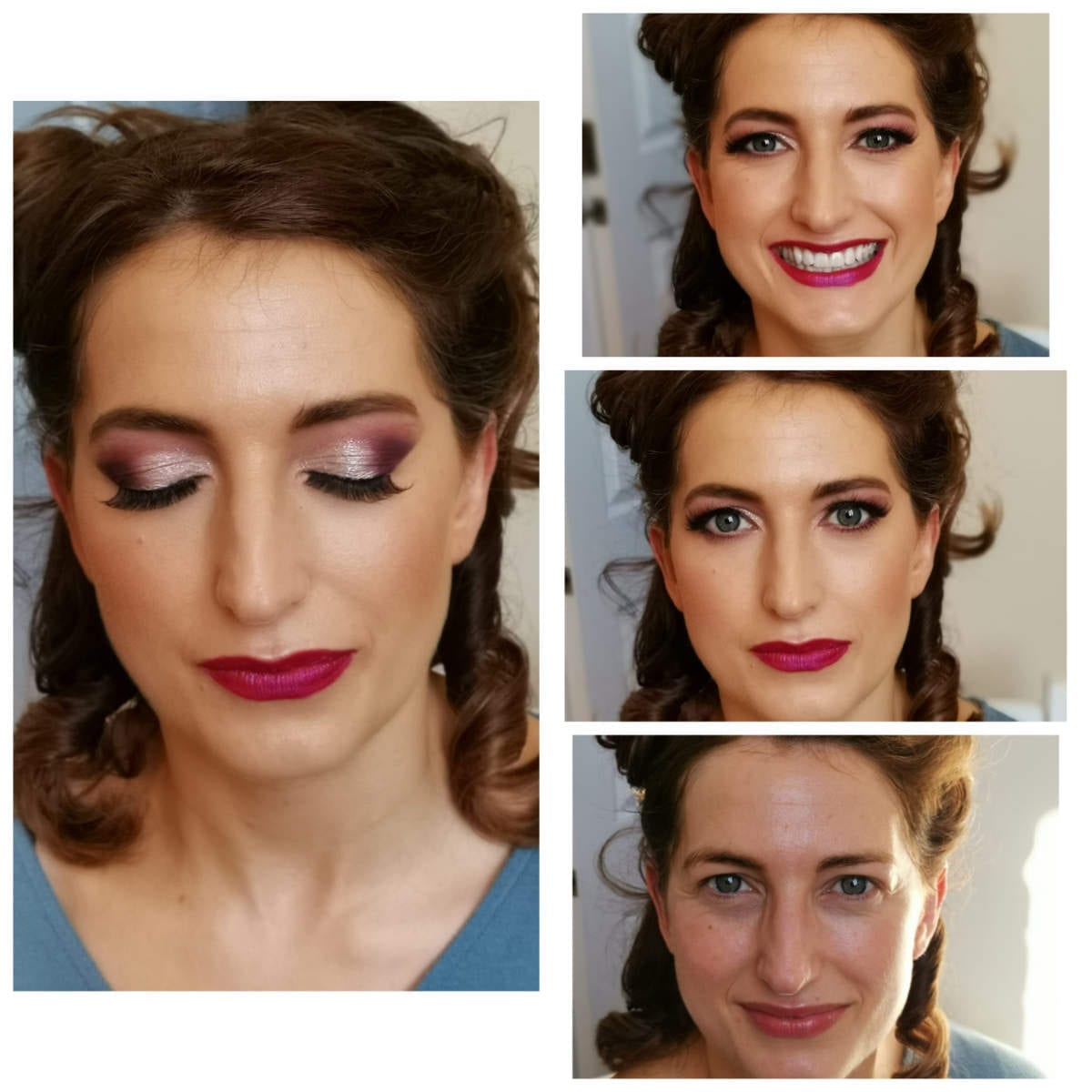 Special Occasion Makeup By Mirna 2