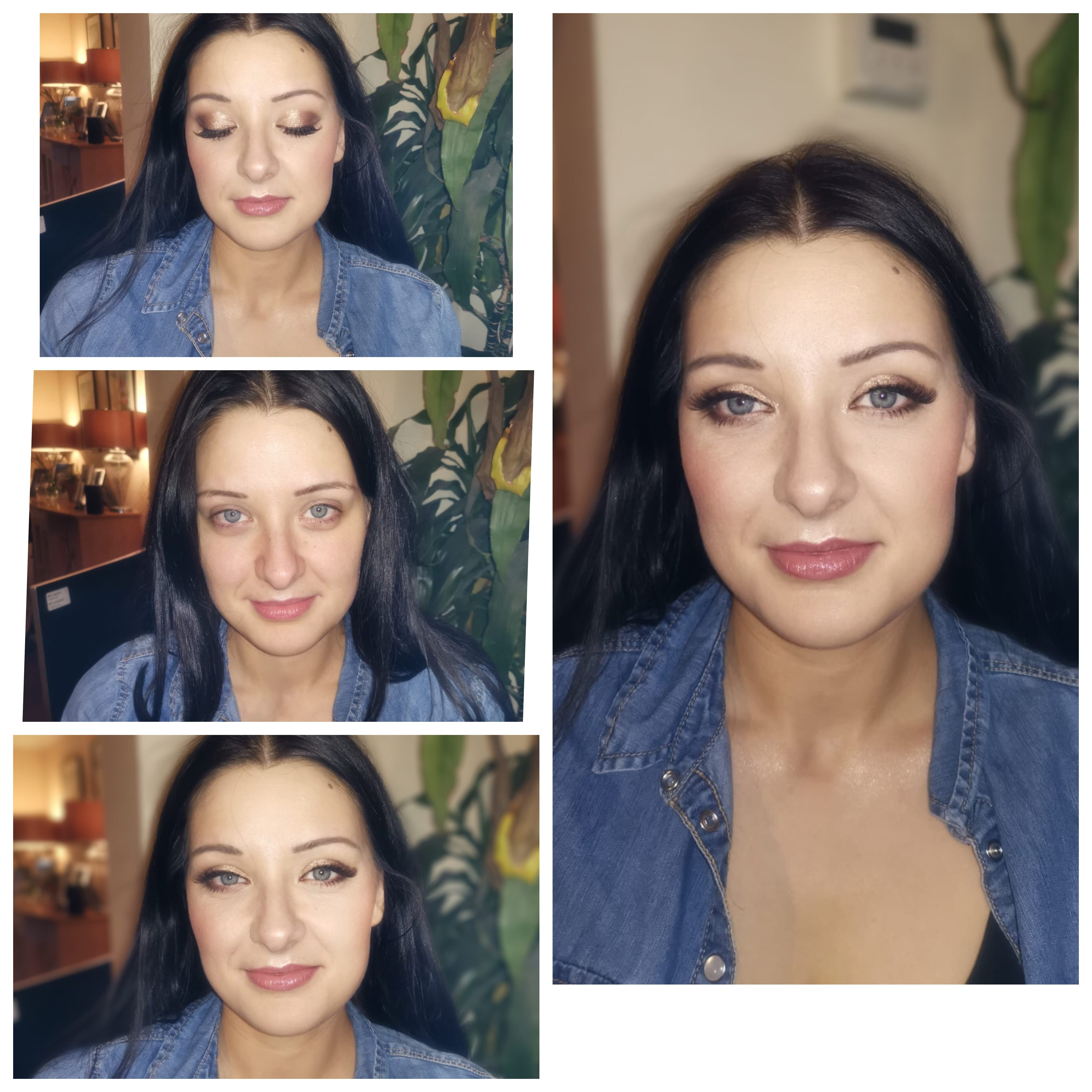 Special Occasion makeup Hertfordshire 1