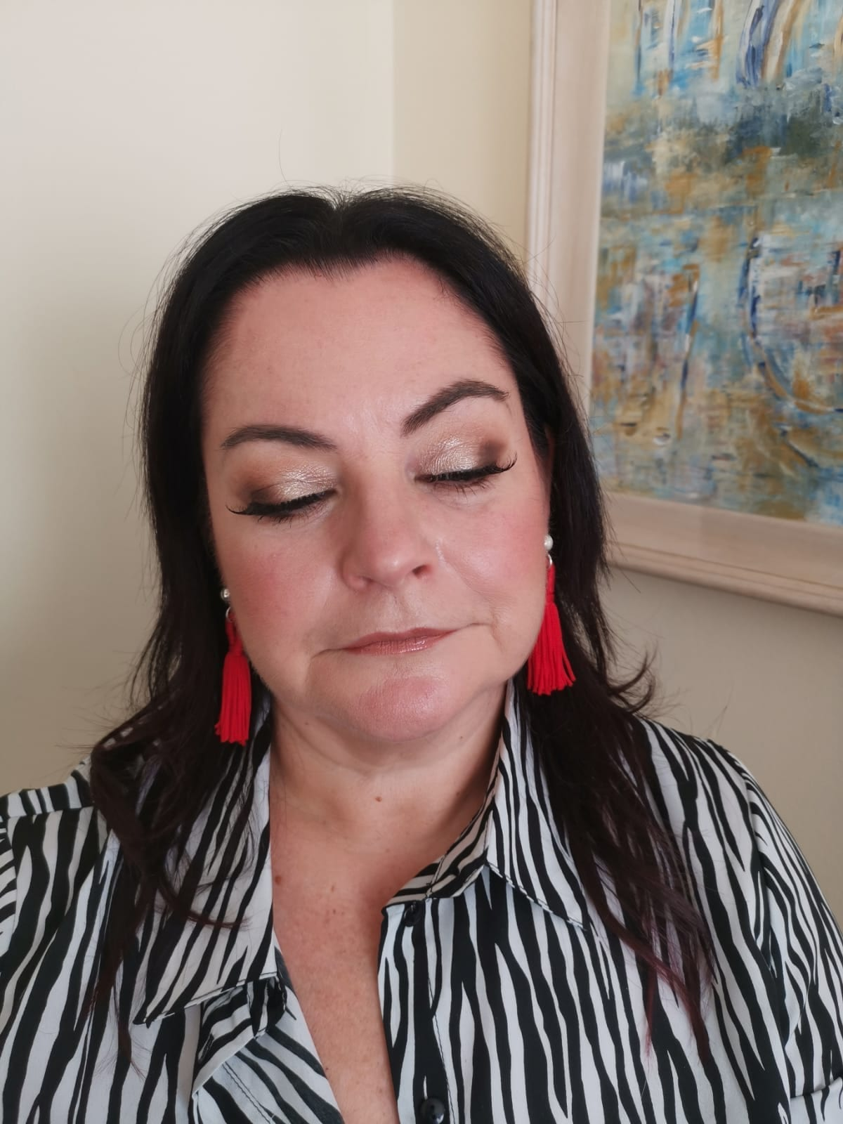 Special Occasion makeup Hertfordshire 6