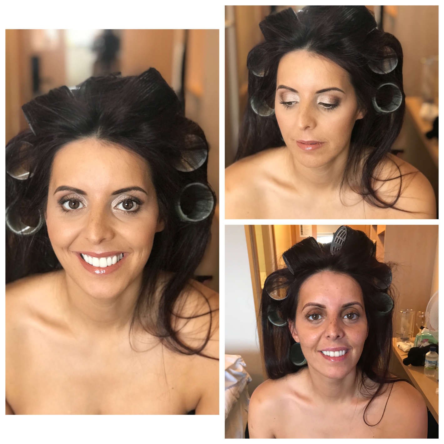 Special occasion makeup Harlow