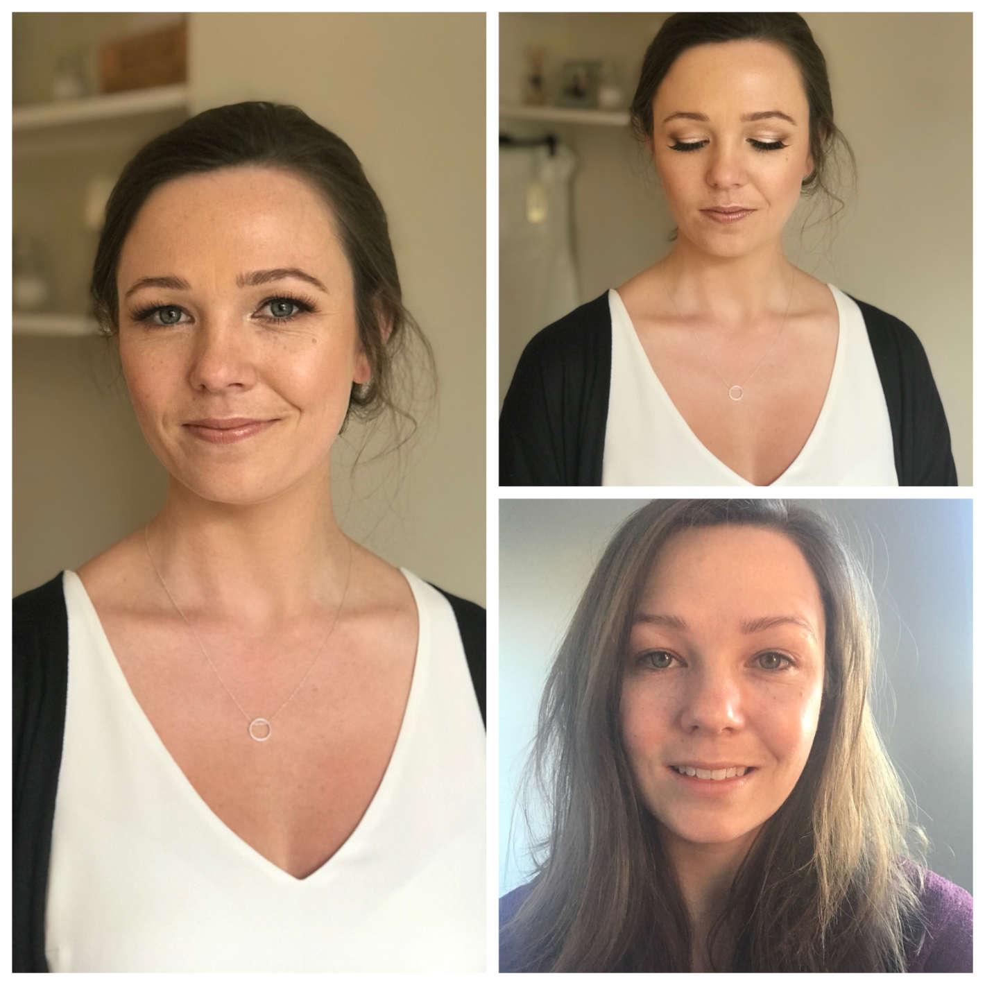 Special occasion makeup Harpenden