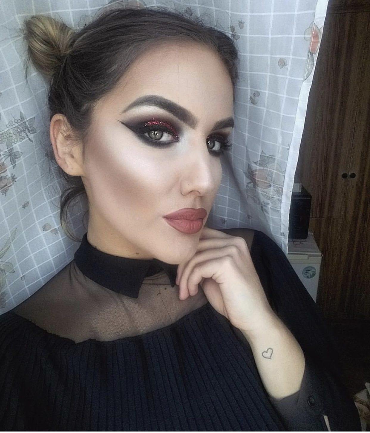 Special occasion makeup Stevenage makeup by Mirna