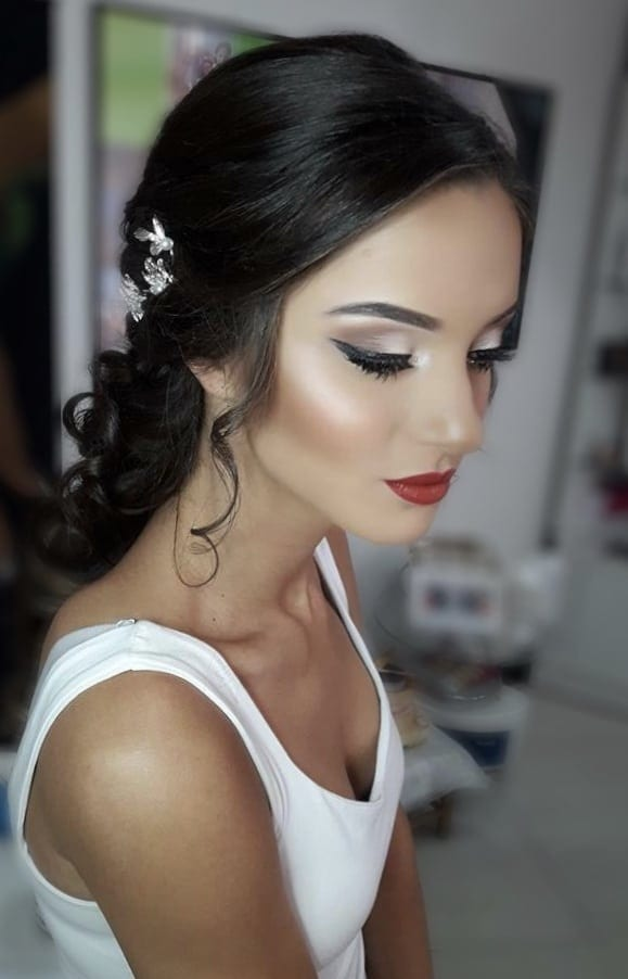 Wedding Makeup By Mirna Hertford