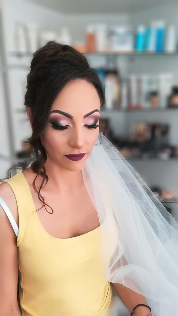 Wedding Makeup By Mirna