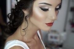Wedding Makeup By Mirna Hertford
