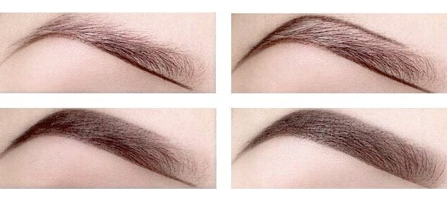 best kept secret to achieving the perfect brow