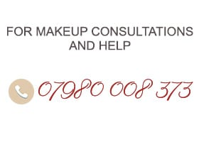Call Mirna for Makeup services