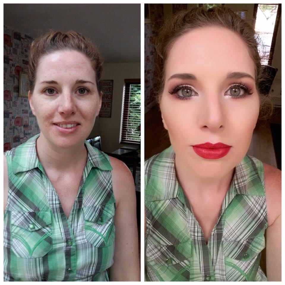 Makeup artist Herfordshire